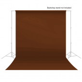 [70770] Colortone Paper Backdrop | Chestnut Brown | 2.75x11m | 2016