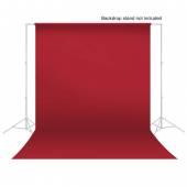 [70768] Colortone Paper Backdrop | Crimson Red | 2.75x11m | 2706
