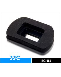 [50830] JJC EC-U1 Universal Eyepiece for Canon (replacement for Canon Eyecup EF & EB)