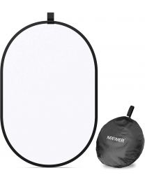 [74059] Neewer Reflector Pop-Out Foldable Scrim Diffuser with Carrying Case 100x150cm