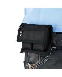 [70507] JJC BC-P2 Battery & Memory Card Carry Pouch with Belt Attachment