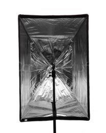 [74018] Hylow Easy-Up Speedlight Softbox 60x90cm with Grid