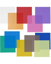 [45020] Neewer 30x30cm Gel/Colour Filter Pack of 11 Sheets