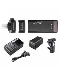 [70086] Godox Pocket Flash AD200 PRO 200w/s Portable Battery-Powered Strobe