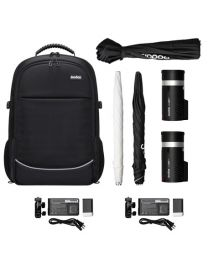 [70865] Godox Dual Flashes AD300Pro Backpack Kit