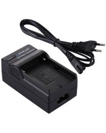 [70364] PULUZ Battery Charger with Cable for Sony NP-F550, F970, F960, F770, F750, F570 Battery