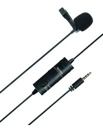 [70452] CaTeFo FO-LM1 Omni-Directional Lavalier Microphone