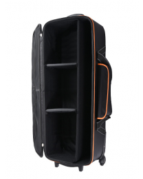 [70414] Godox CB-06 Studio Lighting Trolley Carry Case with Inline Wheels