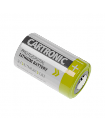 [79760] Cartronic CR2 Lithium Battery