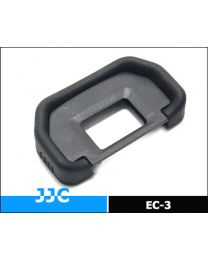 [50833] JJC EC-3 Eyecup for Canon 10D to 60D, 5D Mk-I, 5D Mk-II, 6D (replacement for Canon Eb)