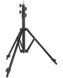 [70651] Godox 190F Compact Light Stand with Adjustable Legs | 190cm