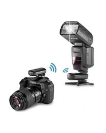 [81194] Godox FC-16 2.4GHz 16 Channel Wireless Flash Trigger Kit  for Canon