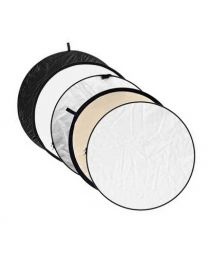 [70424] Godox RFT-07 Collapsible Reflector & Scrim | 5-in-1 | 110cm