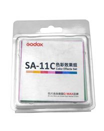 [70399] Godox SA-11C Colour Gels Special Effects Filter Kit | Accessory for Godox S30