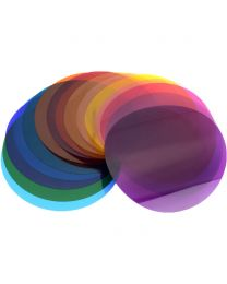 [70405] Godox V-11C Color Effects Set Flash Filters | For Godox AK-R1