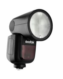 [70851] Godox V1-C TTL Li-Ion Round Head Camera Flash for Canon