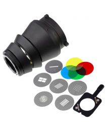 [70568] Hylow Optical Snoot Adapter with Canon EF Lens Mount