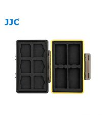 [70519] JJC Multi-Function Battery & Memory SD Card Case (BC-3SD6AA 8xAA and 6xSD)