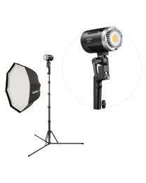 [88979] Godox Bundle | Godox ML60 LED + AD-S Softbox + Light Stand