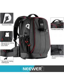 [45036] Neewer NW-XJB-D2330Pro Camera Backpack