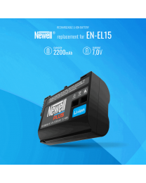 [70752] Newell Battery Plus EN-EL15