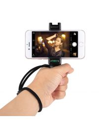 [70330] PULUZ Smartphone Holder Handle with Lanyard