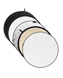 [70425] Godox RFT-07 Collapsible Reflector & Scrim | 5-in-1| 80cm