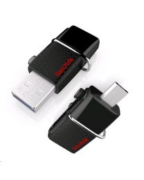 [79551] Sandisk Ultra Dual USB3.0 Drive for USB & Android 32GB