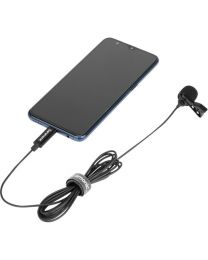 [70885] Saramonic LavMicro U3A Clip on Lavalier Microphone for Android USB-C devices