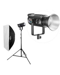 [84767] Godox Bundle | Godox SZ150R RGB LED + Large Softbox & Stand | Choose Size Softbox