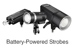Battery Strobes Outdoor Lighting Photography Flashes