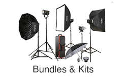 Studio Lighting Strobe Flash Kits