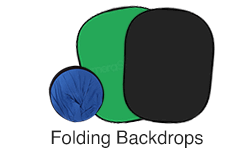 Folding Collapsible Studio Backdrops