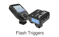 Wireless Flash Triggers Flash Remotes Transmitters and Receivers