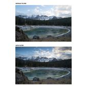 [42009] Haida 150-Series	|  ND0.9	|  3-Stop	|  NanoPRO Multi-Coated 	|  Insert Soft Graduated Neutral Density ND Filter	(150x170mm)