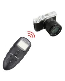 [78670] JJC MT-636 Wireless / Wired Intervalometer & Timer (for Canon, Fuji, Nikon, Sony, Olympus, Pentax)
