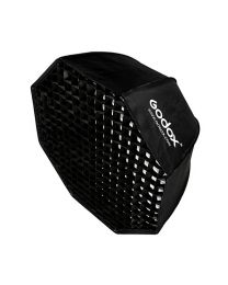[70403] Godox Folding Softbox with Grid | 80cm Octabox | SB-GUE85 | With Grid