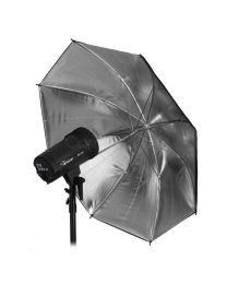[79111] Hylow Umbrella Silver Reflective (84cm)