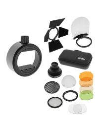[88566] Godox Bundle:  AK-R1 Magnetic Flash Modifier Accessory Kit and S-R1 Adapter Bundle