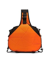 [70310] TScope Shoulder-Sling Camera Bag with Rain Cover (Orange)