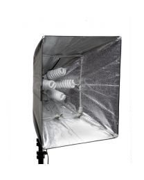 [30128] Falcon Eyes Softbox 60x60cm - E27 x 4 Sockets	(LH-ESB6060)