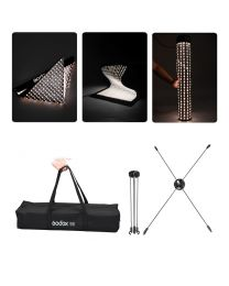 [84323] Godox Bundle | FL100 Flexible LED Light | 40x60cm + Softbox & Grid