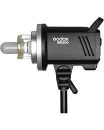 [70282] Godox MS-200 | 200w/s | Studio Monolight Strobe Flash | Bowens Mount