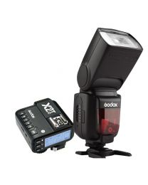 [80131] Godox Bundle: Godox TT600 Manual Speedlight + Godox X2T 2.4GHz Flash Trigger