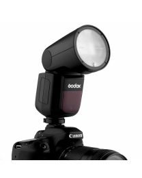 [65522] Godox V1-C TTL Li-Ion Round Head Camera Flash for Canon