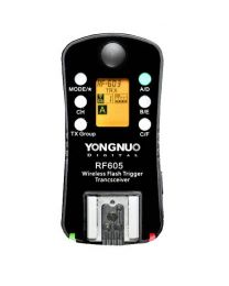 [98747] Yongnuo RF-605N Flash Trigger Nikon (Single Transceiver Only)
