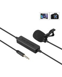 [70377] Saramonic LavMicro Lavalier Microphone for DSLR and Smartphone