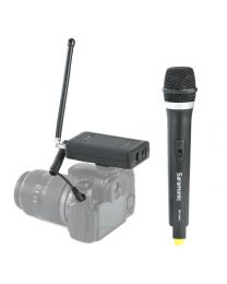 [70378] Saramonic SR-WM4CA VHF Wireless Handheld Microphone with Camera Mountable Receiver