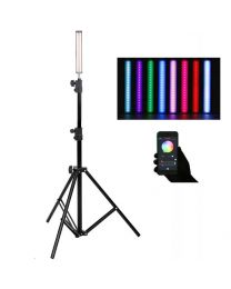 [88554] LED + Stand Bundle | Yongnuo YN60 RGB Micro LED + 190cm Light Stand