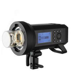 [77065] Godox AD400 Pro WITSTRO All-in-One Outdoor Flash 400w/s